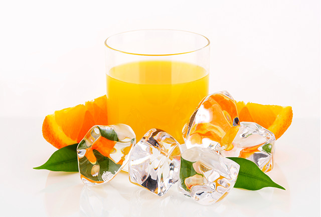 Frozen Concentrate Orange Juice